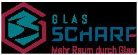 Glas Scharf
